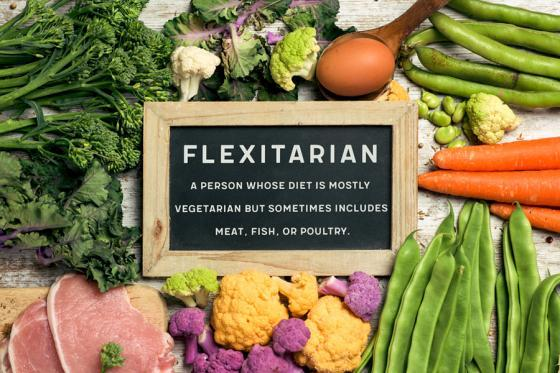 flexitarian description