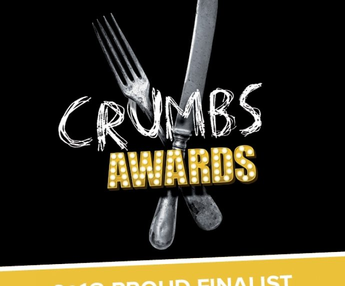 crumbs awards finalist logo