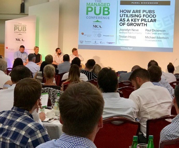 The Managed Pub Conference 2017