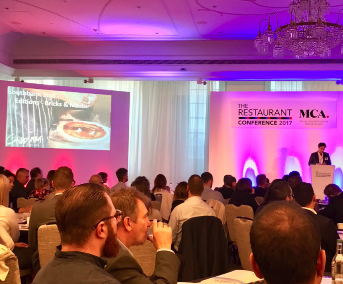Top takeaways from the MCA Restaurant Conference 2017