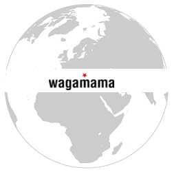 2006 - Going global: introduction of international visits for wagamama