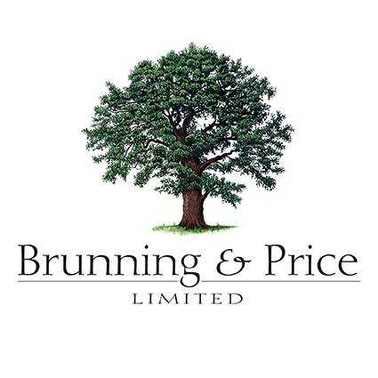 Brunning and price logo