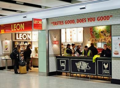 Research reveals shopping centre restaurants are a sector on the rise