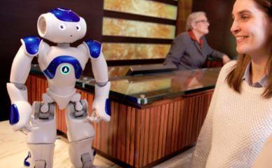 Is hospitality facing a robot revolution?