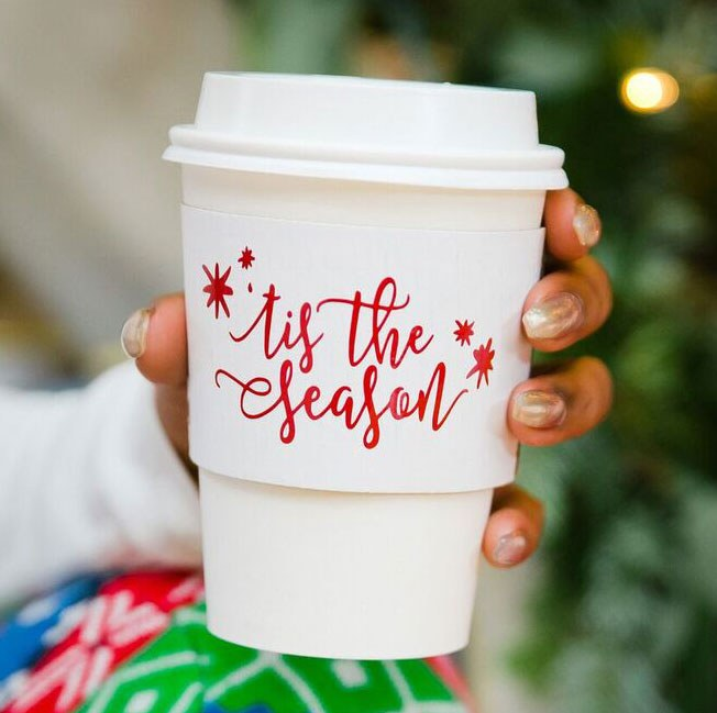 Hot drinks - our festive favourites